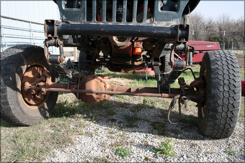 Chevy Dana 44 Spindle : Gm bolt front axle autos post
